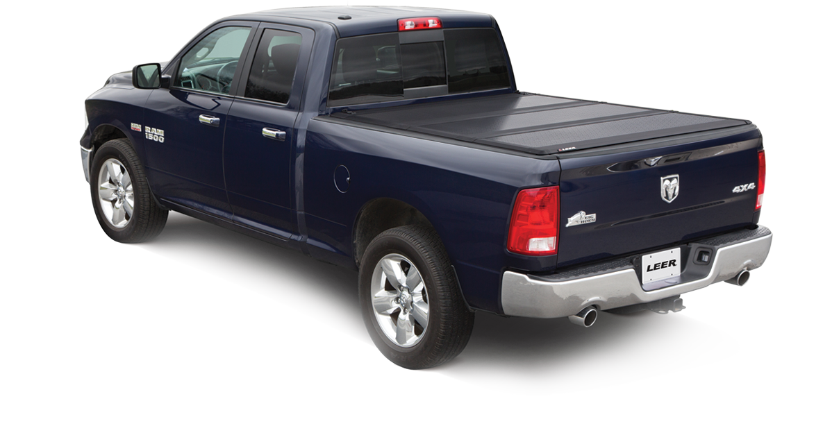 dodge ram 1500 hard top cover cargo bed