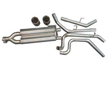 SPORT-EXHAUST SYSTEM G-TECH
